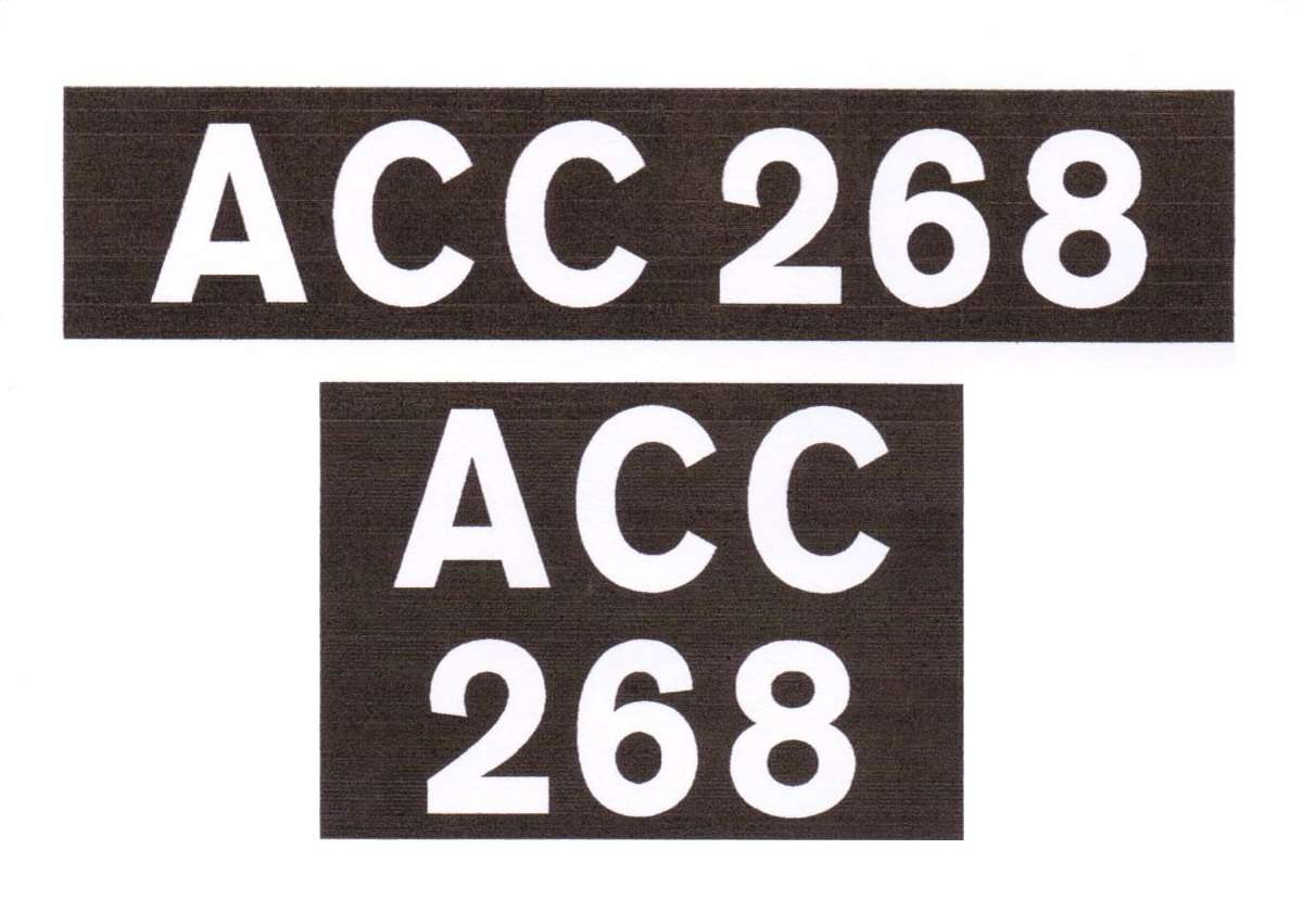 Per Stencil Plus Postage Packing Any Number Stencils