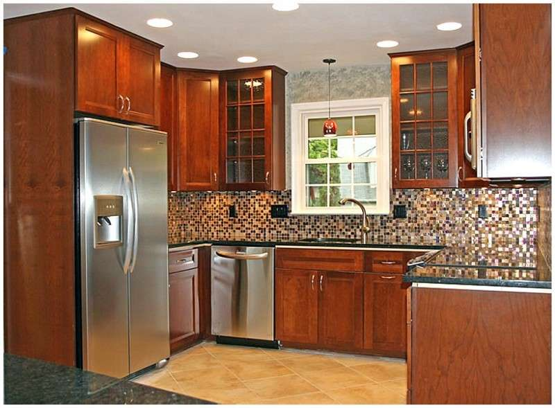 Perfect Simple Kitchen Ideas Small Spaces