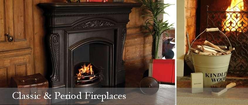 Period Fireplaces Cast Iron Carron