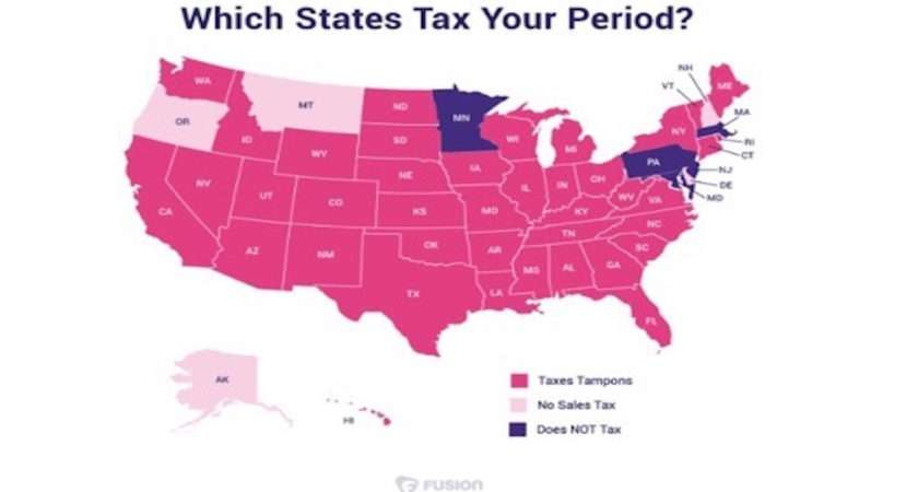 Petition State Legislators Stop Taxing Our Periods