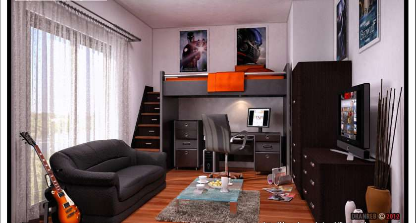 Philippine Dream House Design Boy Room