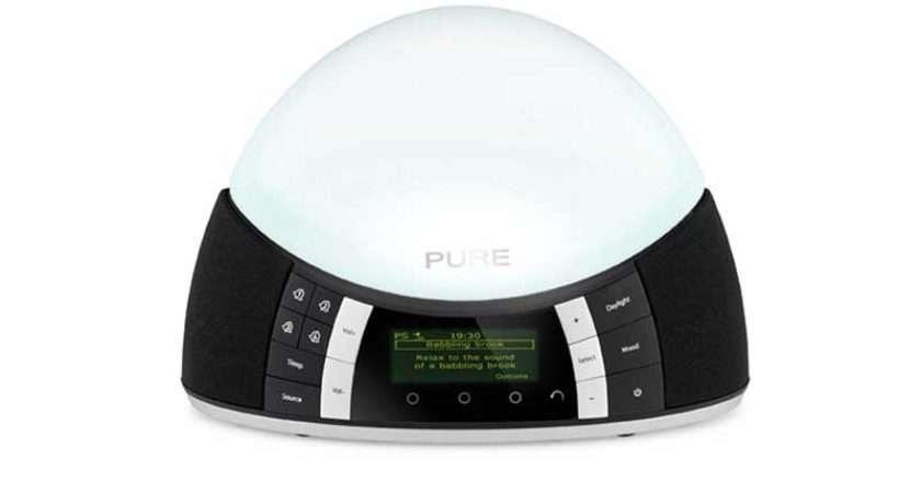 Philips Lumie Wake Light Sunrise Lights