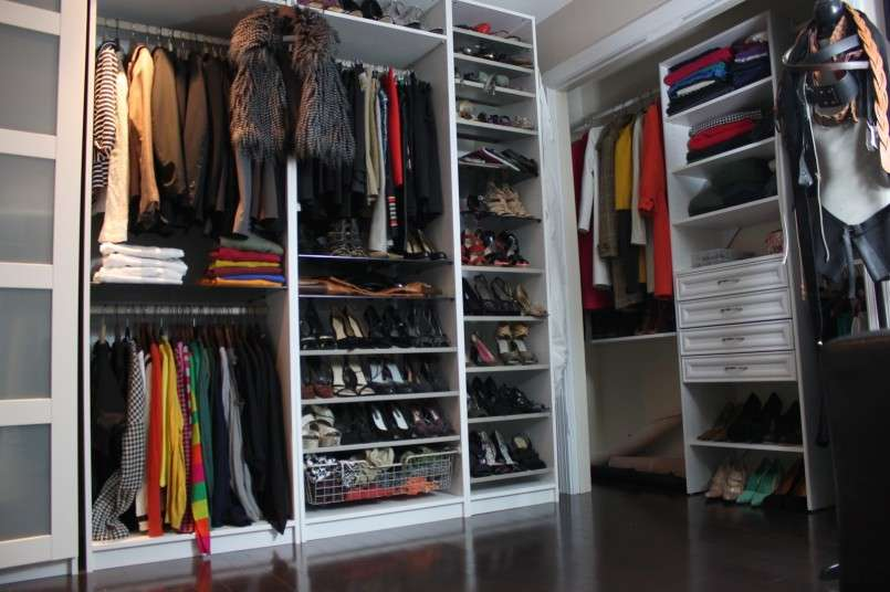 Photos Diy Closet Organization Cheap