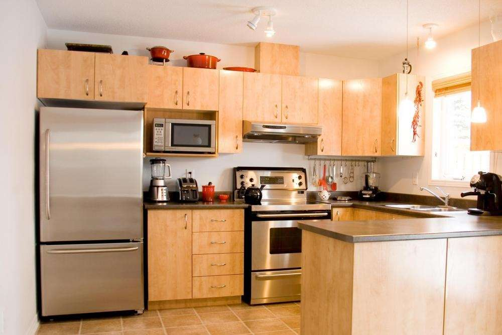 Photos Making Beautiful Small Kitchen Cabinets
