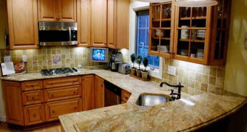 Photos Modern Kitchen Designs Small Spaces