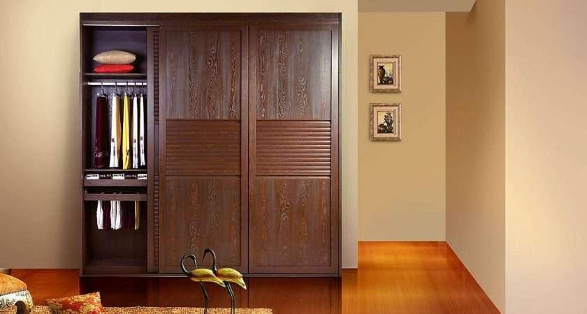 Photos Modern Wooden Wardrobe Designs Bedroom Simple Home Design