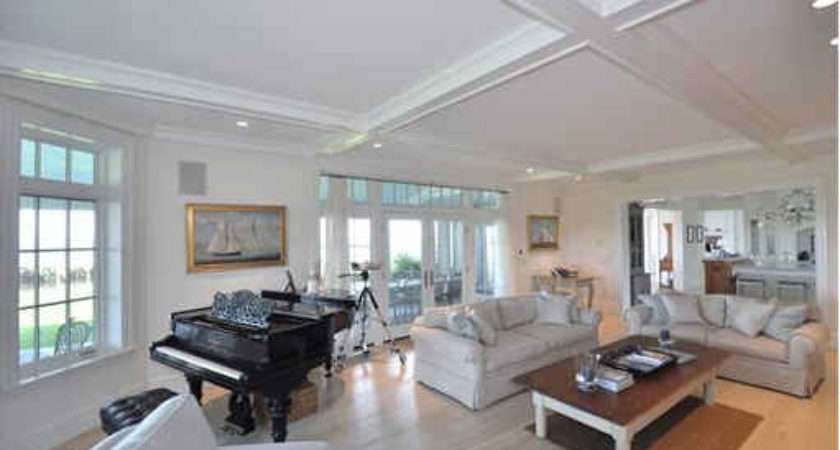 Piano Living Room Hooked Houses