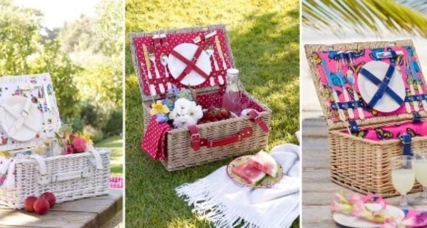 Picnic Basket Accessories Now Bhs