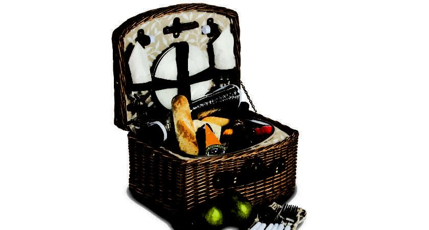 Picnic Baskets Clipart Best