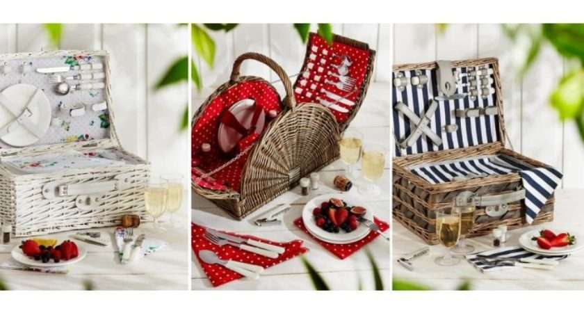 Picnic Baskets Cool Bags Accessories Less Than Half