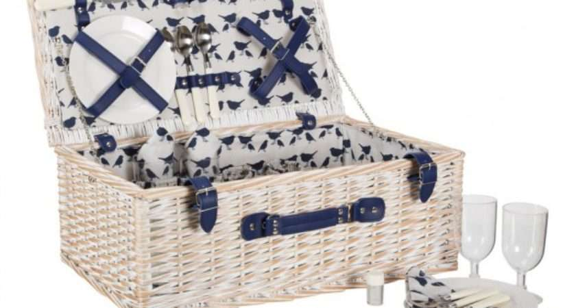 Picnic Baskets Hampers Town Country Magazine