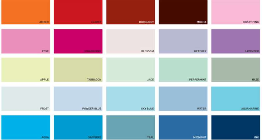 Pics Photos Dulux Paint Colour Chart