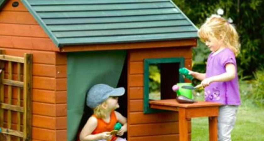 Pin Childrens Play Houses Pinterest