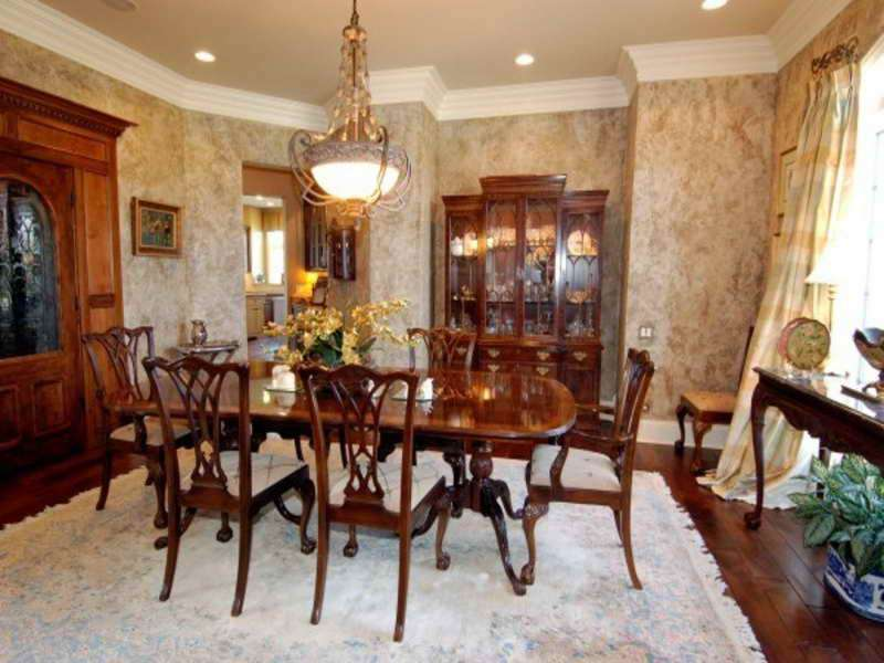Pin French Country Dining Room Pinterest
