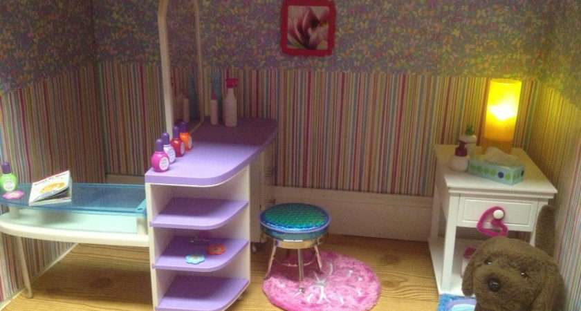 Pin Michaela Young American Girl Doll Room Ideas Pinterest