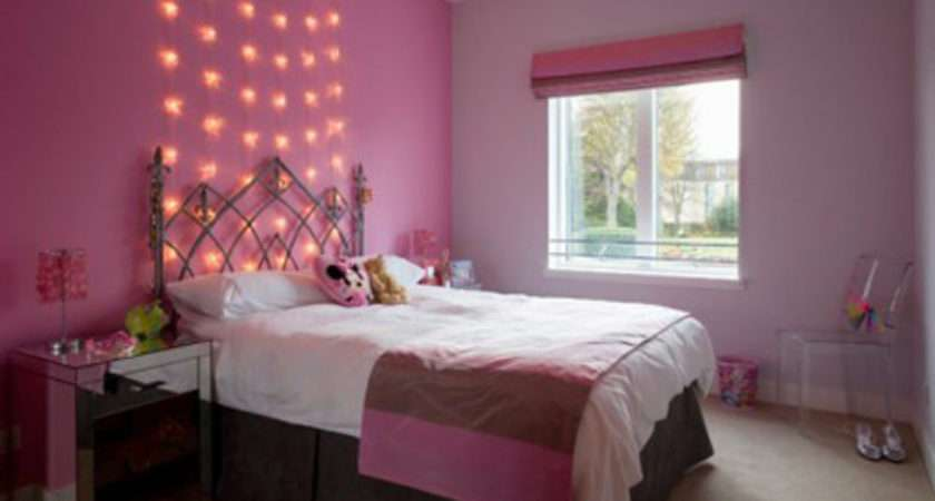 Pink Bedrooms Adults