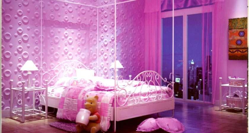Pink Bedrooms