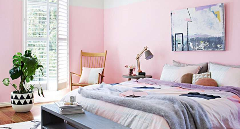 Pink Blue Bedroom Jelanie
