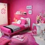 Pink Concept Barbie Bed Cameretta Interior Design Architecture