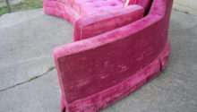 Pink Futon Cover Furnititure