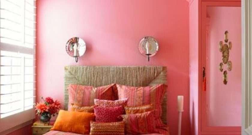 Pink Orange Girls Designer Bedrooms Simplified Bee