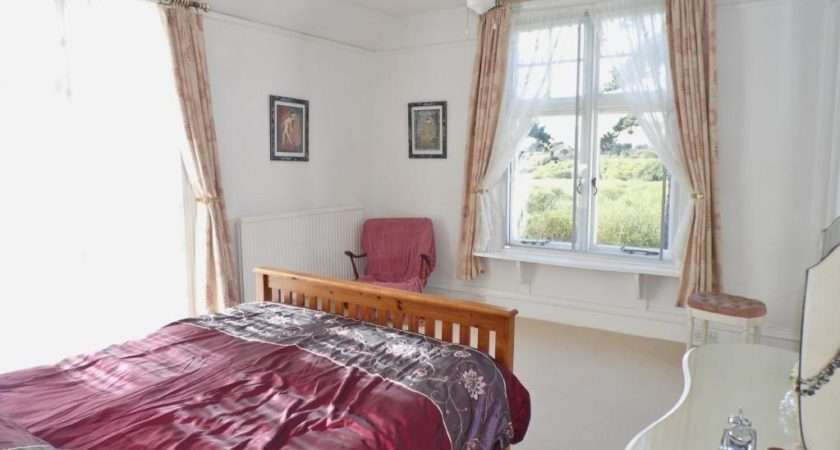 Pink Purple White Bedroom Master
