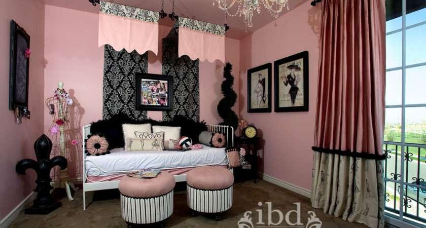 Pink Silver Room Pinterest