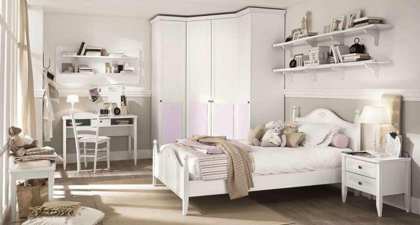 Pink White Bedroom Decor Interior Design Ideas