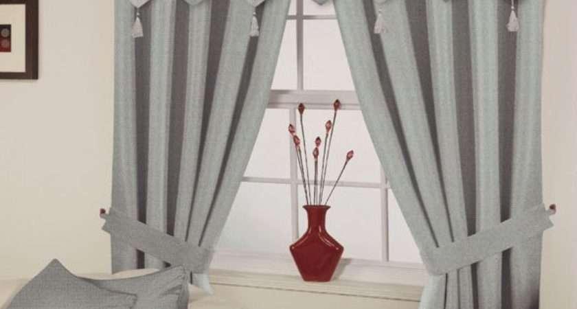 Plain Dyed Curtains Blinds
