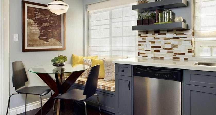 Plan Small Space Kitchen Hgtv