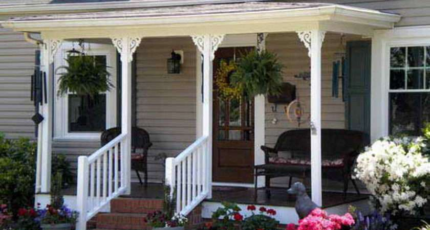 Planning Ideas Small Porch Best