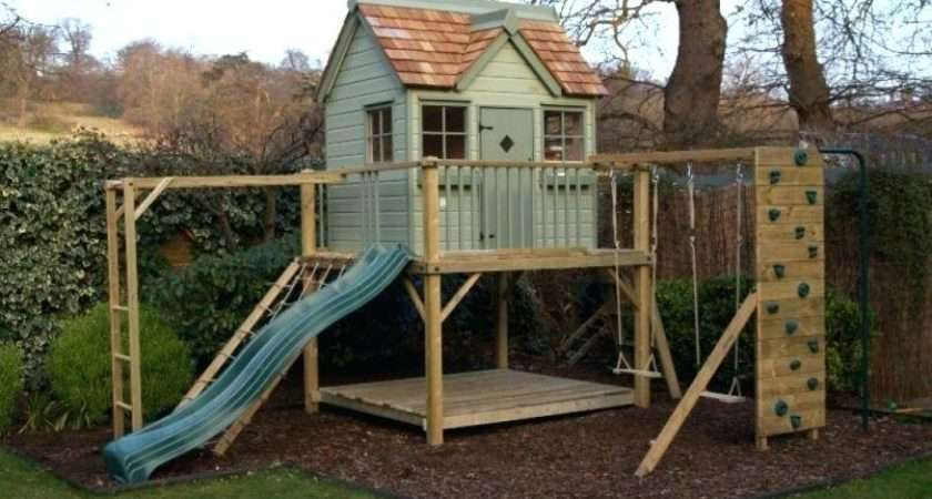 Playhouses Kids Outdoors Guide