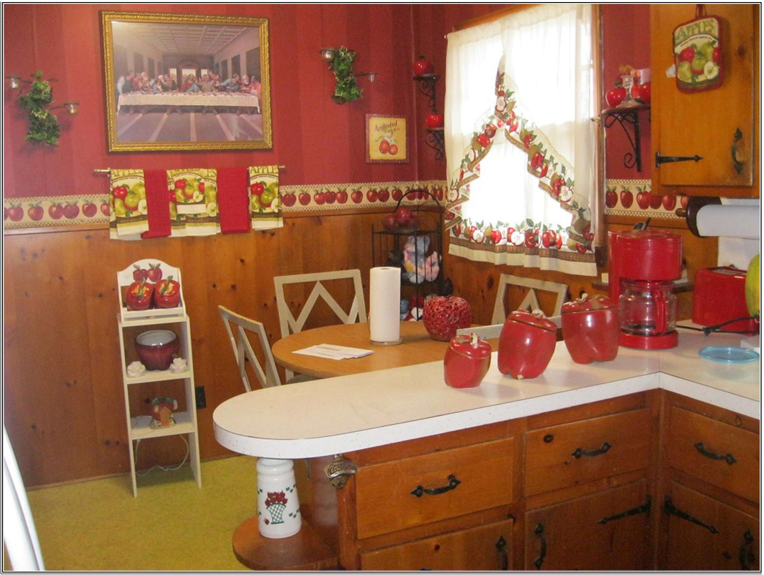 Plus Kitchen Sets Together Furniture Red Apple Decor