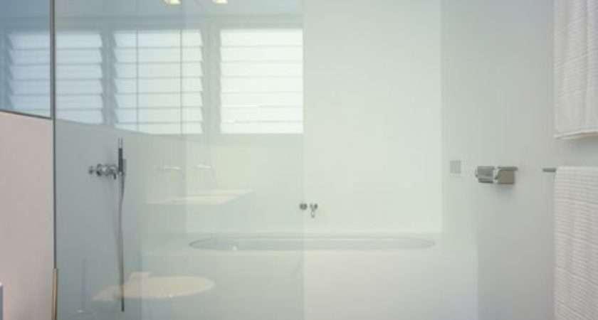Polished Concrete Bathroom Houzz