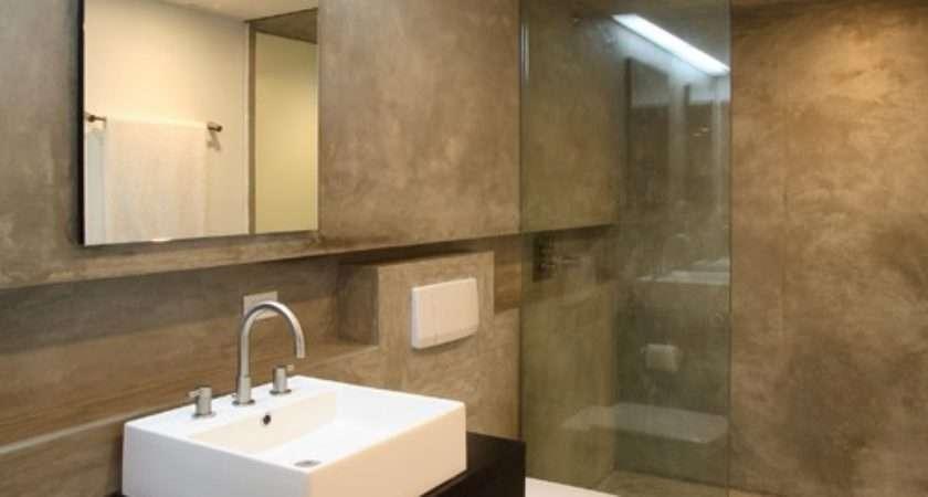 Polished Concrete Bathroom Pixshark
