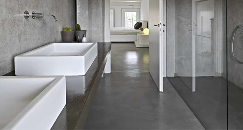 Polished Concrete Underfloor Heating