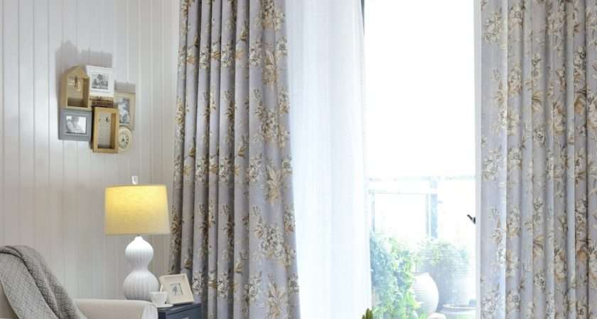 Popular Country Bedroom Curtains Buy Cheap