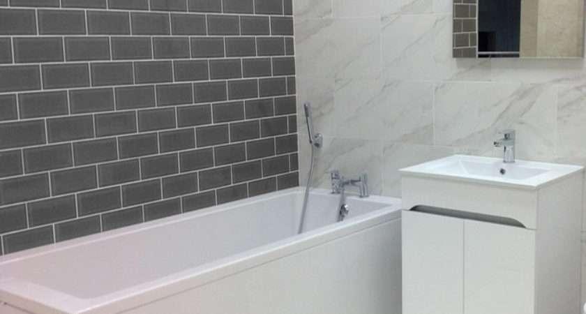 Popular Grey Gloss Bathroom Tiles Eyagci