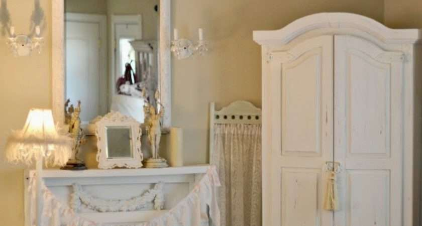 Popular Shabby Chic Paint Colors Wall Painting Ideas