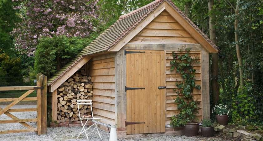 Porches Sheds Border Oak Framed Houses