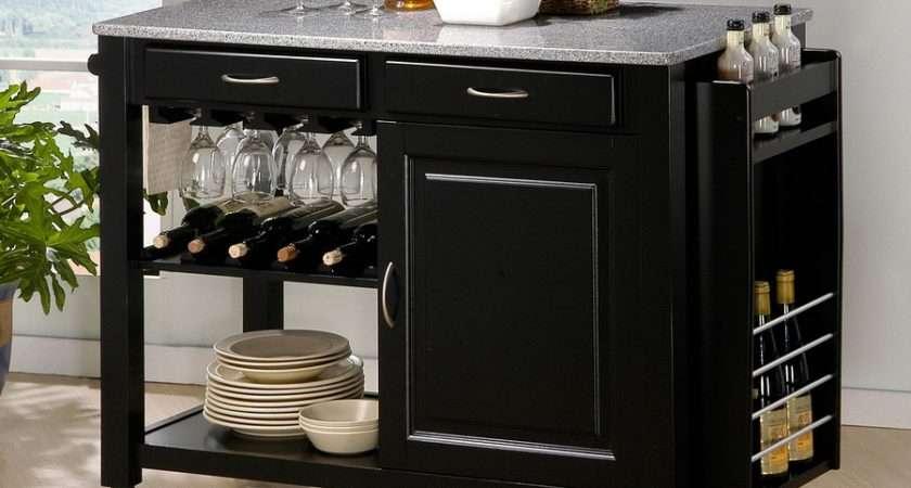 Portable Kitchen Island Designs Which Should Part