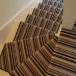 Portfolio Carpets Striped Stair Carpet