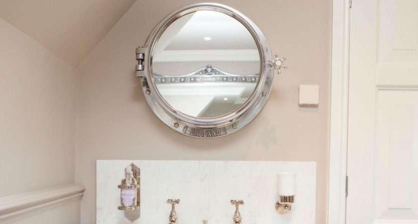 Porthole Style Mirrors Mirror Ideas