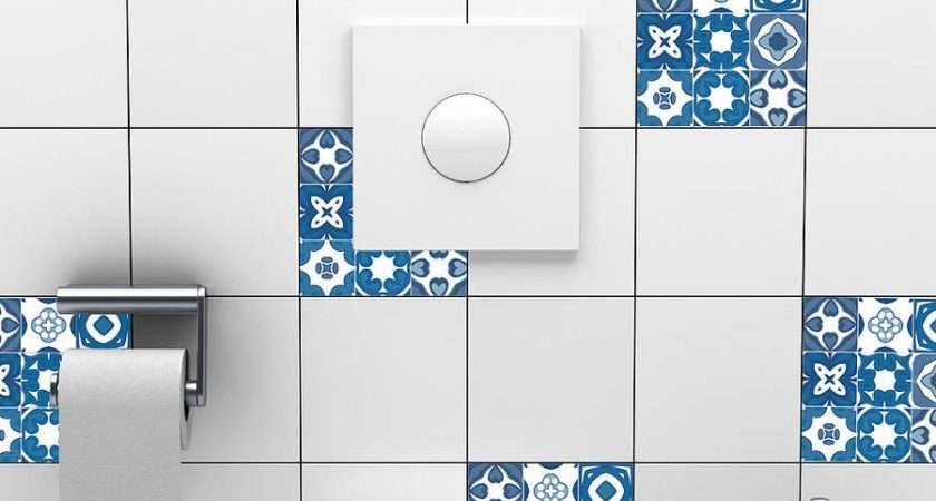 Portuguese Tile Stickers Spin Collective