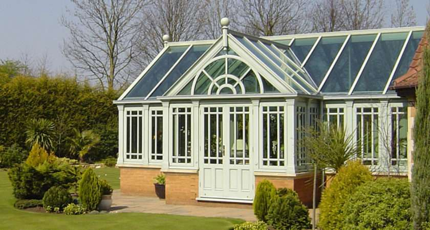 Posh Windows Conservatories Specialists Hardwood Garden Rooms
