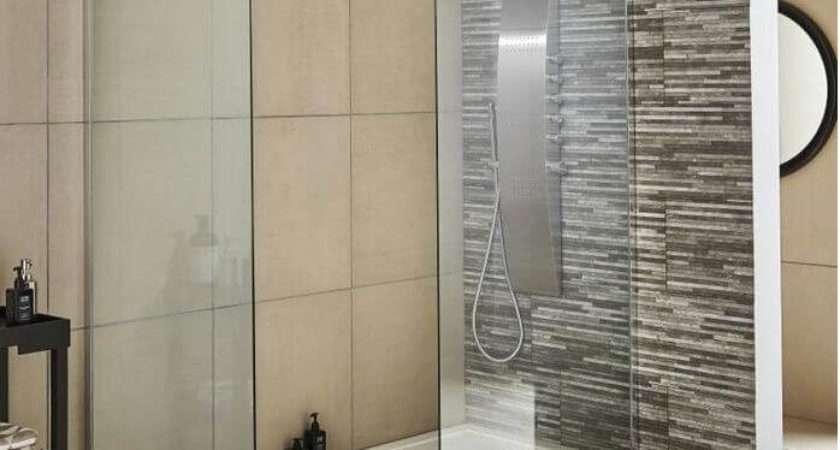 Premier Wet Room Shower Screen Glass Walk