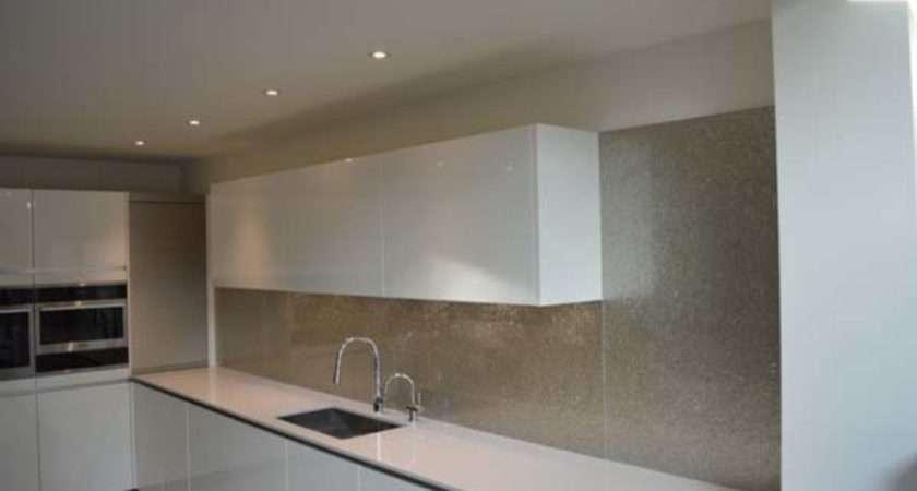 Premium Collection Kitchen Glass Splashbacks