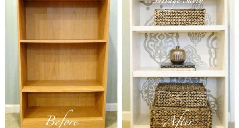 Pretty Bookshelf Diy Ideas House Pinterest