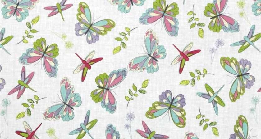 Pretty Little Things Butterflies White Discount Designer