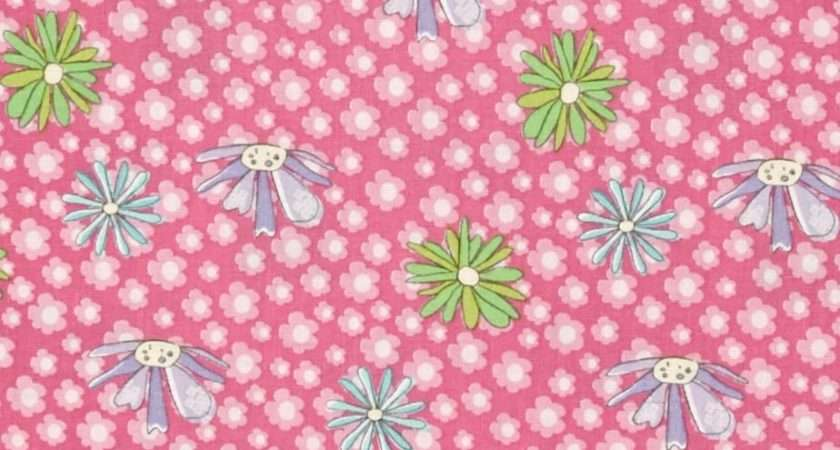 Pretty Little Things Daises Pink Discount Designer